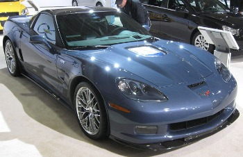 C6 Corvette Headlight Lens Replacement