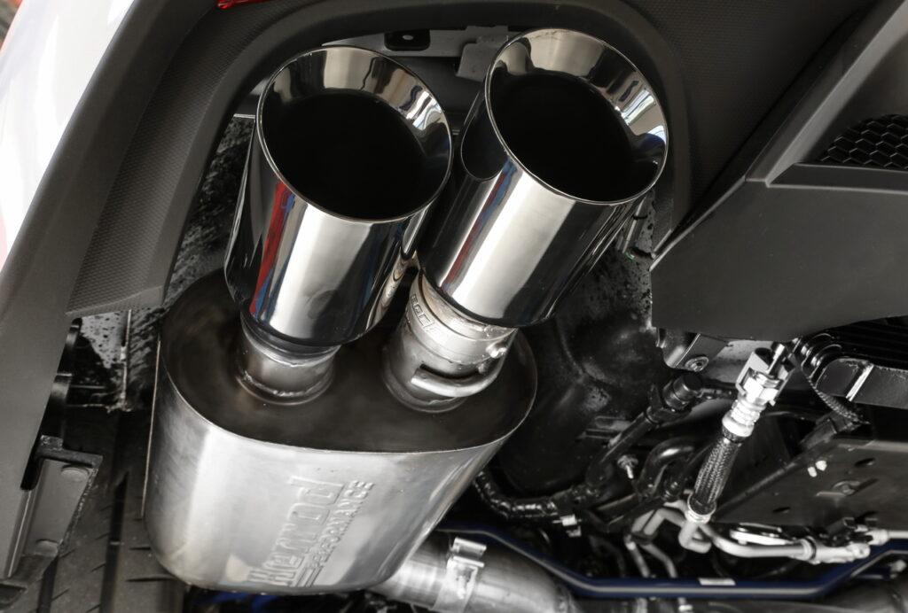 Exhaust For Mustang GT