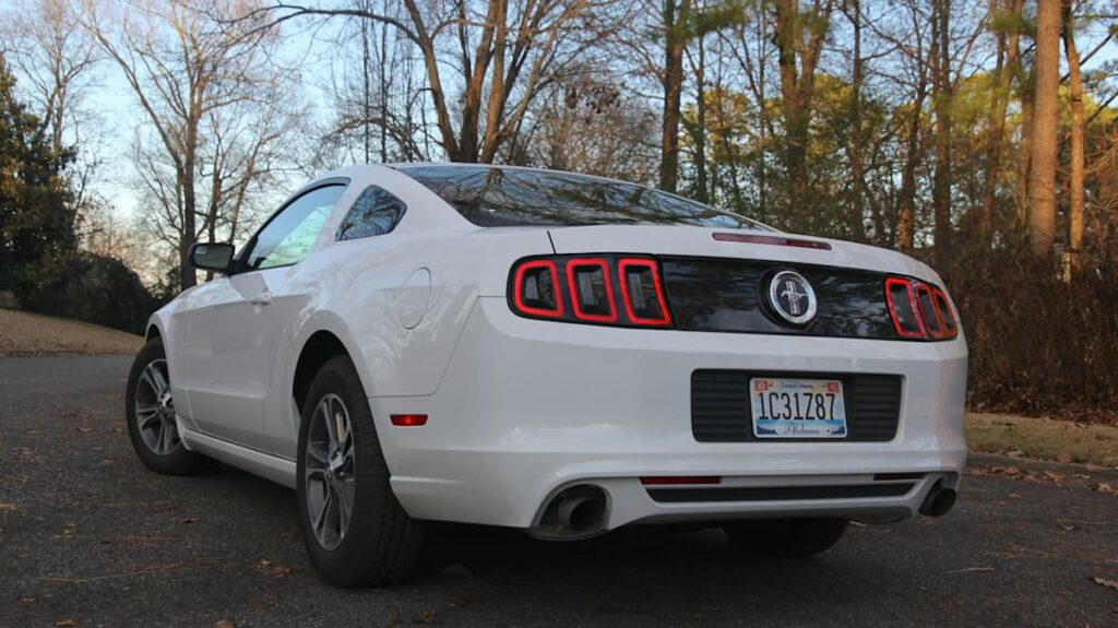 Exhaust For V6 Mustang