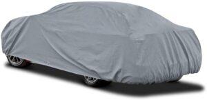 BDK Quad-Layer Heavy Duty Waterproof Car Cover