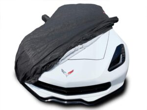 CarsCover Custom Fit Car Cover 5 Layer Ultra Shield