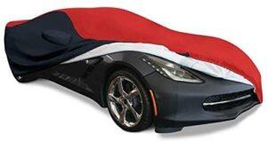 SR1 Performance corvette car cover