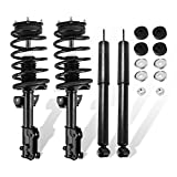 MOSTPLUS Front Complete Strut & Coil Springs